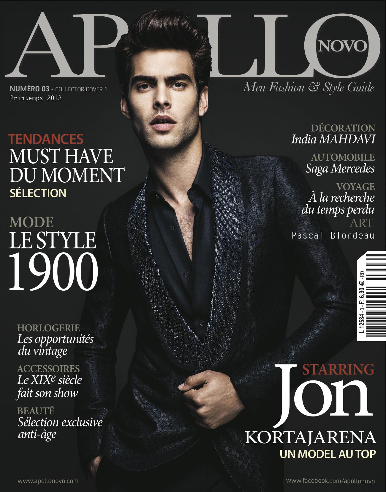 French Male Fashion Magazines